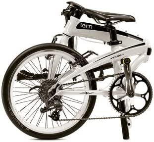 tern Verge P9 - Bicicletas plegables - blanco 2016: Amazon.es ...