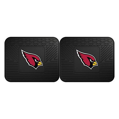 Cardinals Car Mats 2 Piece - 7