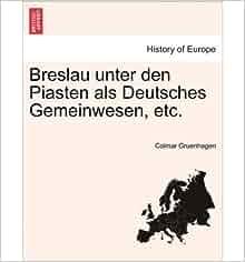: By (author) Colmar Gruenhagen: 0884648359245: Amazon.com: Books
