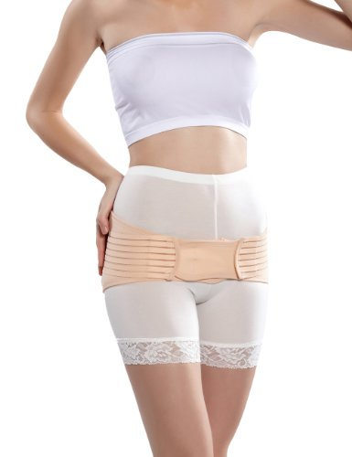 Vogue of Eden Women's Postpartum Recovery Maternity Hip Compression Band (Vogue Belt)