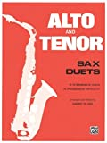 Alto and Tenor Sax Duets, Gee, Harry, 0769257526