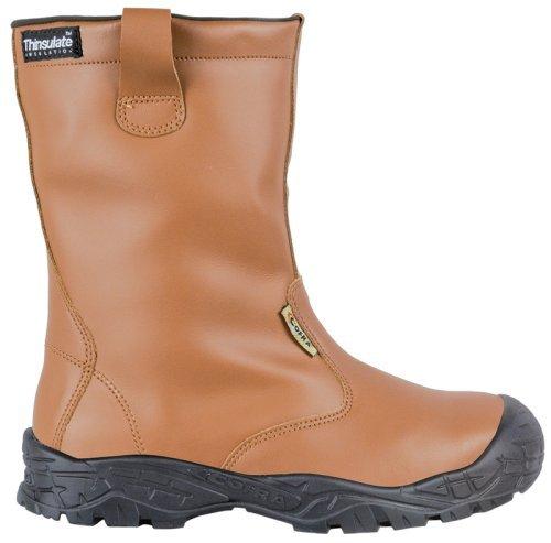 Cofra Camber UK S3CI SRC calzado de seguridad talla 44MARRÓN