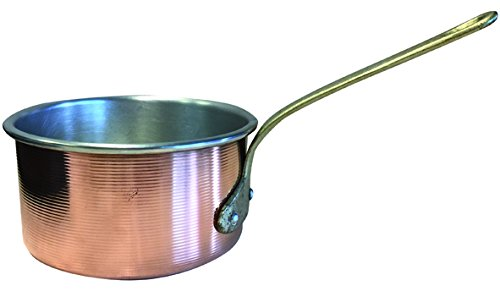 Blinky 9407622 cacerola stagnato, cobre, diá metro 22 cm diámetro 22cm