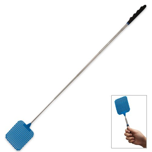 Extendable Fly Swatter, Outdoor Stuffs