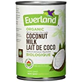 Everland Organic Coconut Milk, 400ml
