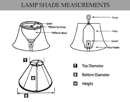 Royal Designs BS-714U-11BG Inverted Corner Round Top Lamp Shade 5 x 11.5 x 9.5 Beige