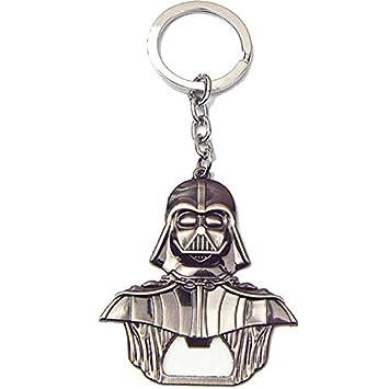 Llavero abridor de botellas con diseño de Darth Vader, de ...