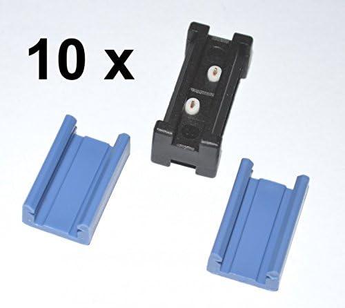 Fkanhängerteile 10 X Aspöck Dc Flachkabelverbinder Auto