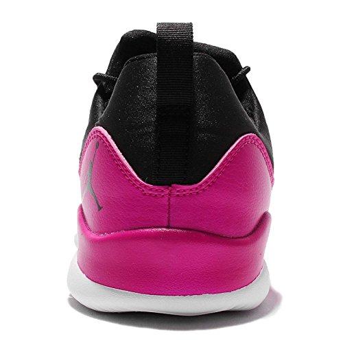 De vivid Noir black Fille ball Jordan Fly Deca Nike Rose Basket Black Gg Espadrilles X7ZRwq