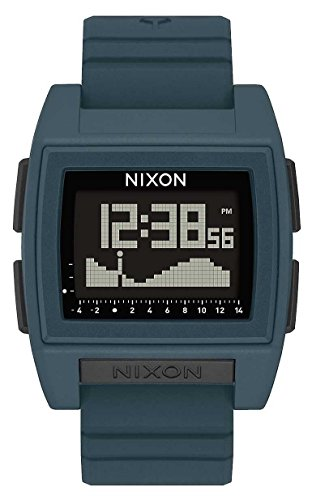 Nixon Base Tide Pro Watch - Dark Slate
