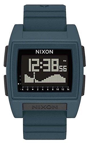 Nixon Base Tide Pro Watch - Dark - Base Chart