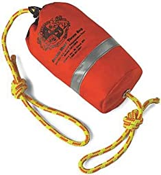 Rescue Rope Throwbag, 1, 800 lb Strength,