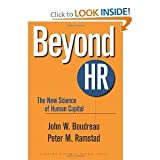img - for Beyond HR TheNew Scienceof Human Capital book / textbook / text book