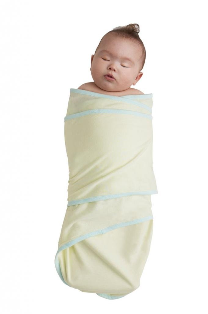 Miracle Blanket Swaddle Wrap for Newborn