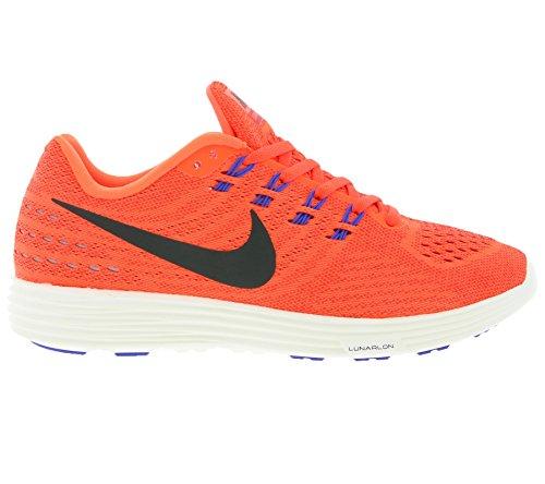 Nike Lunartempo 2, Zapatillas de Running para Hombre Naranja / Negro / Rojo (Ttl Crmsn / Blk-Unvrsty Rd-Rcr B)