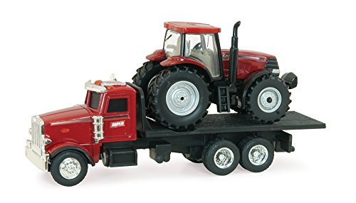 Case Ertl Truck (Ertl Collectibles Case IH Dealer Truck with Puma Tractor)