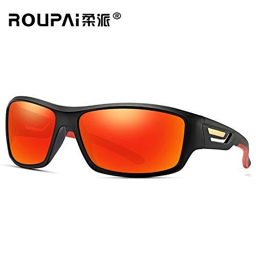 UV400 polarisées Sport de de Black Soleil Vision de Homme frame Lunettes de Lunettes sunglasses Soleil de Nocturne Soleil Lunettes Lunettes pour Mjia Protection SzwqExtHw