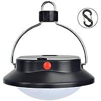 Surborder Shop 60 LED Portable Camping Tent Umbrella...