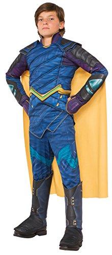 Rubie's Thor: Ragnarok Child's Deluxe Loki Costume, Small