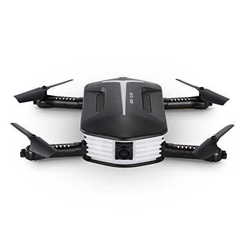 Goolsky-H37-Mini-Drone-with-720P-Camera-Live-Video-Selfie-Foldable-G-sensor-RC-Quadcopter-Altitude-Hold-Headless-Mode-Includes-3-batteries