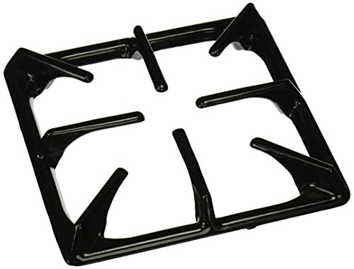Gas Burner Grate - Whirlpool 305810B Burner Grate, Black