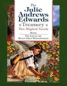The Julie Andrews Edwards Treasury Mandy & the last of the Really Great Whangdoodles