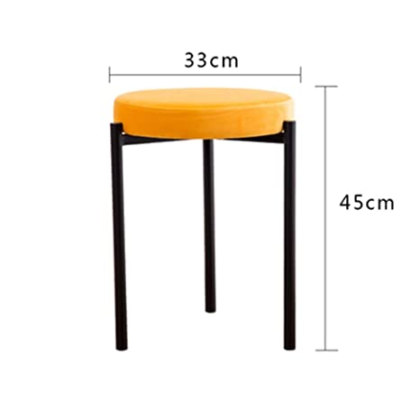 Awe Inspiring Z Stool Vanity Stool Modern Iron Art Round Ottoman Stool Beatyapartments Chair Design Images Beatyapartmentscom
