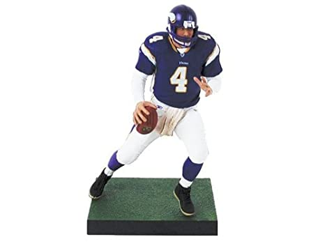 low priced ea9ac cd62e McFarlane Minnesota Vikings Brett Favre Action Figure