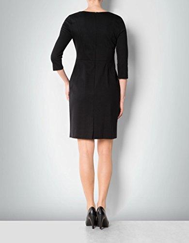 Kleid Daniel Farbe Schwarz Größe Damen Hechter Dress Unifarben Modal 40 EgUO7qwgA
