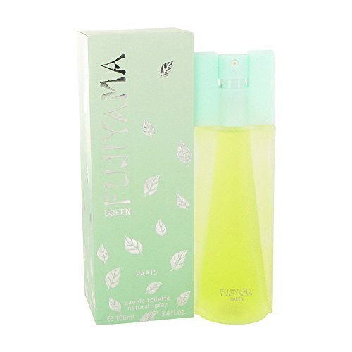- Succes de Paris Fujiyama Green Eau De Toilette Spray For Men 3.4 Ounce
