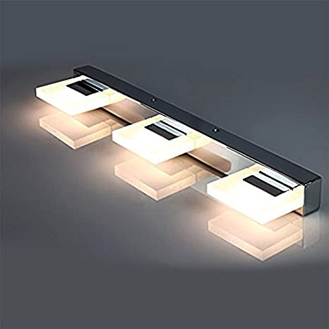 Generic Zockup Trendy LED Warm White Contemporary Mirror Light/Bathroom  Light U0026quot ...