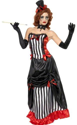 Madame Vamp Fancy Dress Costume Ladies -
