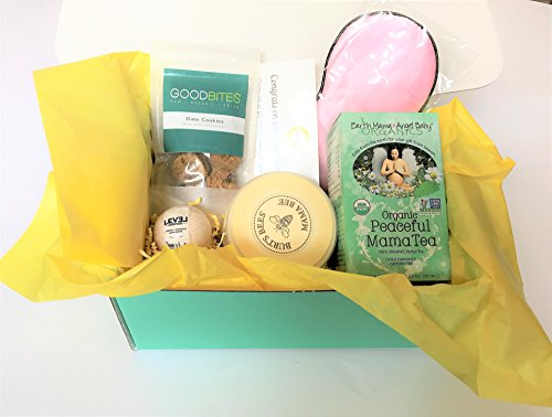 Kisserra Pregnancy Gift Box for Second Trimester