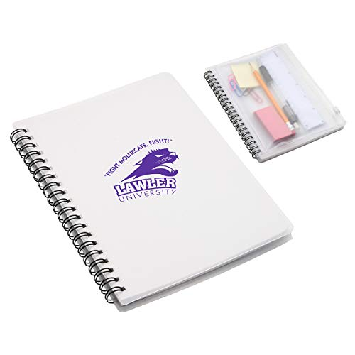 150 Personalized Hardcover Notebook With Pouch Printed With Your Logo Or Message by Ummah Promotions (Image #3)