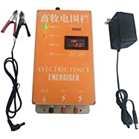 Hengyuanyi-Tools Electric Fence Solar Energizer High Voltage Pulse