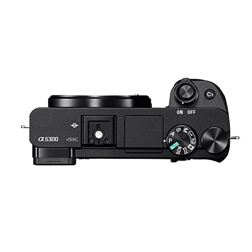Sony Camera Interchangeable Camera Auto Focus Video - with LCD & 18-135mm Zoom - -