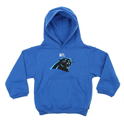 Reebok Nfl Hoodie - Reebok NFL Little Boys Toddlers Team Logo Pullover Hoodie, Carolina Panthers