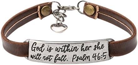 Inspirational Christian Bracelet Birthday Jewellery