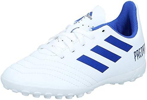 Acostumbrados a Frustrante Comerciante itinerante  adidas PREDATOR 19.4 TF J, Boys Soccer Shoes, White (Ftwr White/Bold  Blue/Ftwr White), 11.5 UK (30 EU): Buy Online at Best Price in UAE -  Amazon.ae