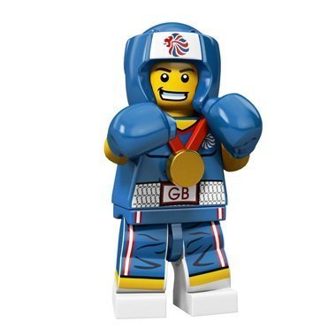LEGO Olympic Minifigures: Olympic Boxer (Lego Boxing)