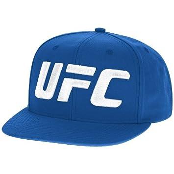 Reebok UFC Lucha de los hombres semana Fighter Flat Brim Gorra ... aaa81b7660d