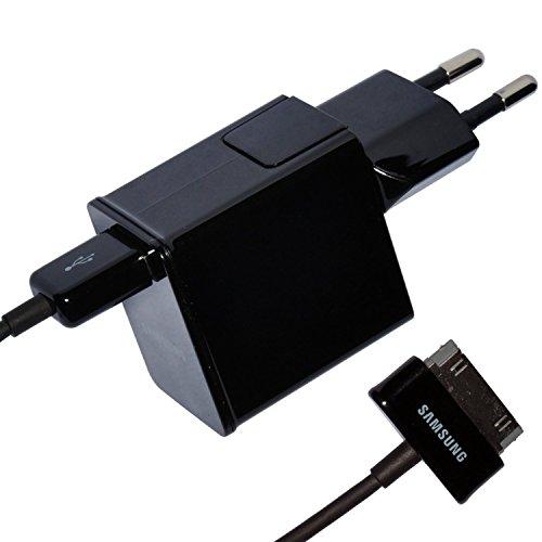 Samsung Ladegerät ETA-P11 Schnellladegerät mit Ladekabel Datenkabel für Galaxy Tab Samsung