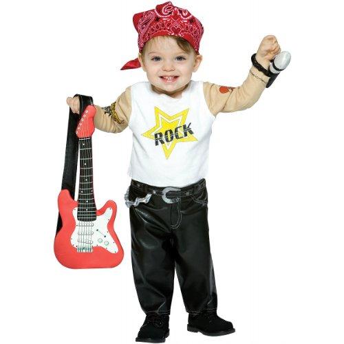 [Future Rock Star Costume - Toddler] (Rasta Baby Costume)