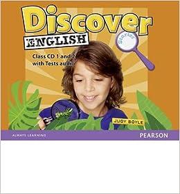 Discover English Global Starter Class CDs 1-2: 9781405866583: Amazon
