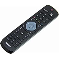 OEM Philips Remote Control Originally Shipped With: 43PFL6621, 43PFL6621/F7, 49PFL6921, 49PFL6921/F7