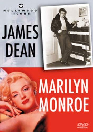 (HOLLYWOOD ICONS: JAMES DEAN &MARILYN MONROE )