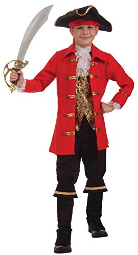 Forum Novelties Deluxe Designer Collection Captain Cutlass Costume,