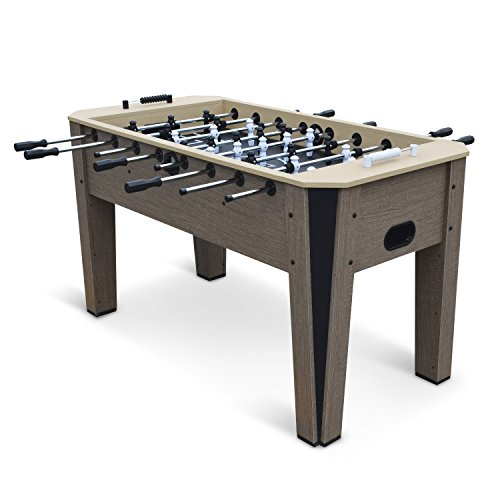Action Foosball Soccer Table (EastPoint Sports Ellington Foosball Table Soccer Game)