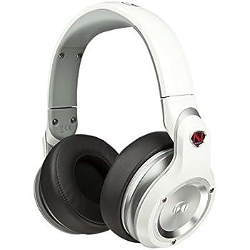 Monster Over-Ear DJ Headphones (White)