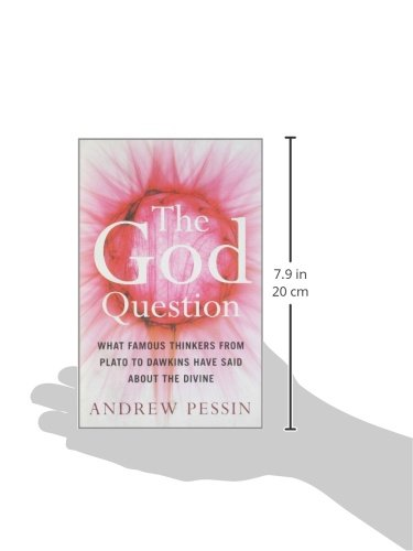 The God Question What Famous Thinkers from Plato to Dawkins have said about the Divine